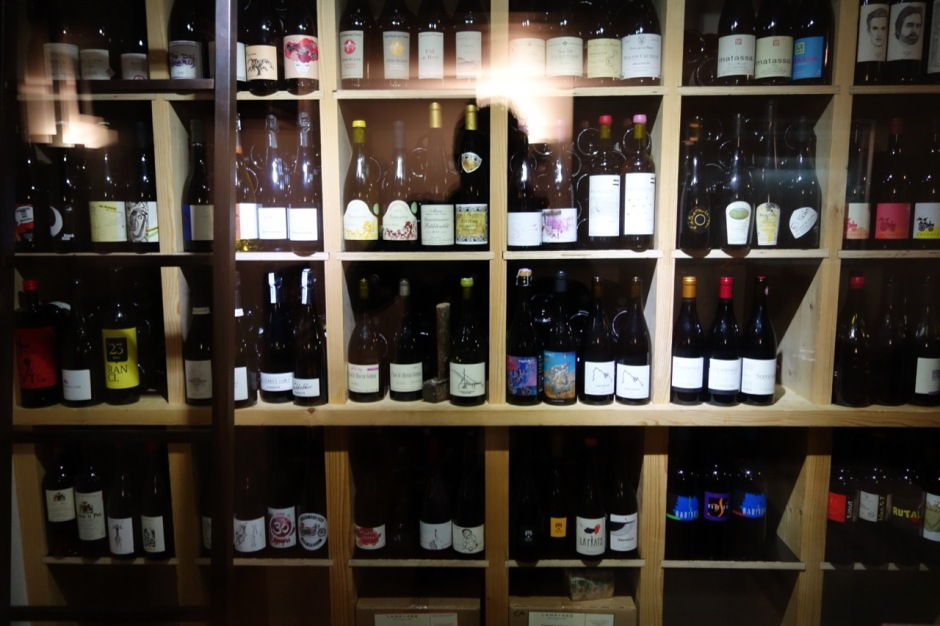 via del vi perpignan wine selection